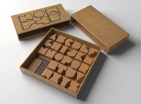 3D Caja de Klotze