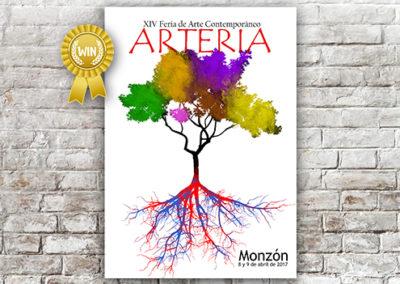 Cartel Arteria 2017