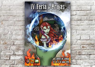 Cartel Brujas 2015