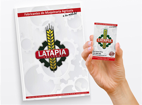Publicidad Talleres Latapia
