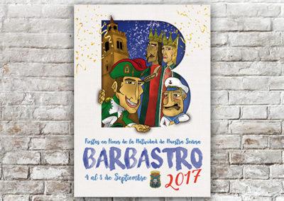 Cartel Barbastro 2017