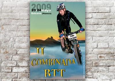 Cartel BTT 2009