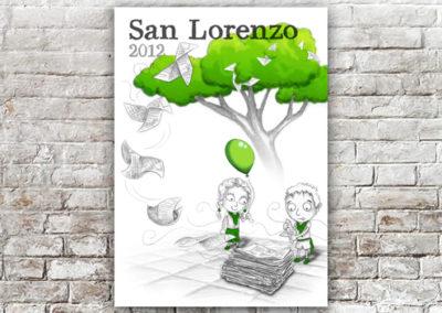 Cartel Extra Laurentino 2012