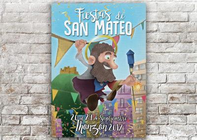 Cartel Monzón 2017