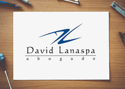 Logo David Lanaspa