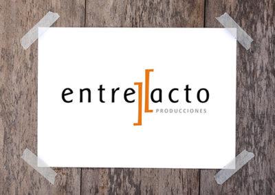Logo Entreacto