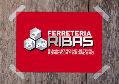 Logo Ferretería Ribas