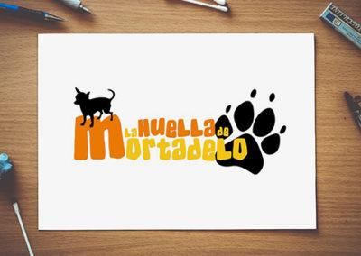 Logo La Huella de Mortadelo