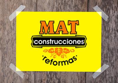 Logo MAT Construcciones