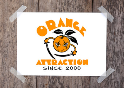 Logo Orange Attraction