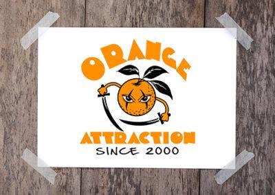 Logo Orange Attraction