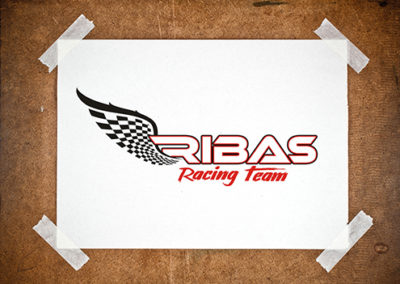 Logo Ribas Racing Team