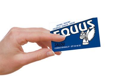 Tarjeta Equus Salou